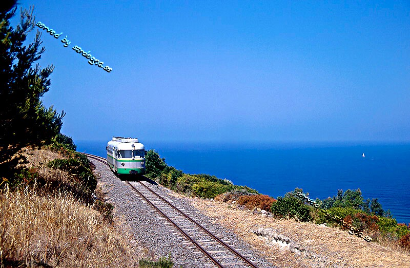 Corsica Train Travel